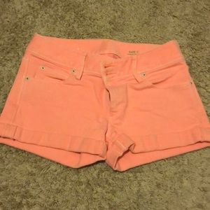 Lilly Pulitzer Clifton Shorts Size 4